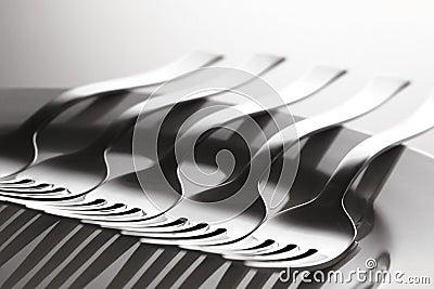 Forks background