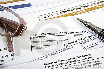 Form W-2 Wage and Tax Statement 2011