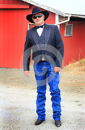 Barber Clipart Formal Cowboy Stock Im...