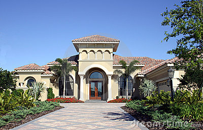 Formal House