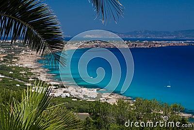 Formentera Coast and Beaches