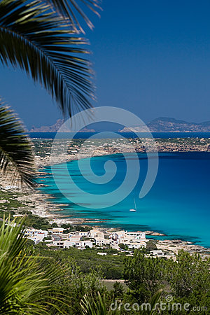 Formentera Coast and Beaches