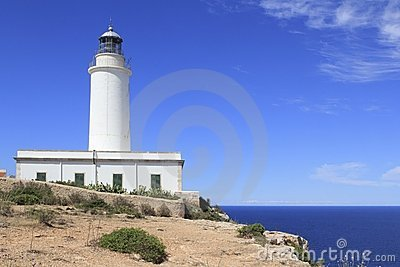 Formentera La Mola lighthouse balearic islands