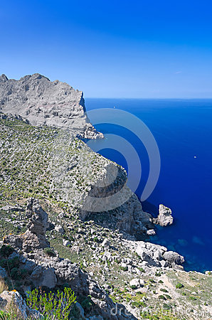 Formentor abyss