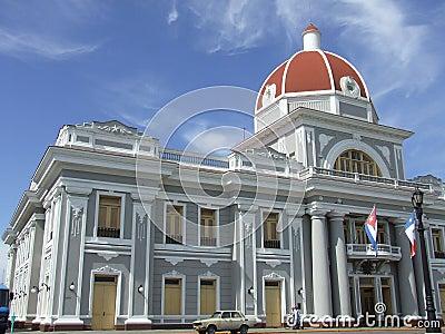 Former Cienfuegos province Council building