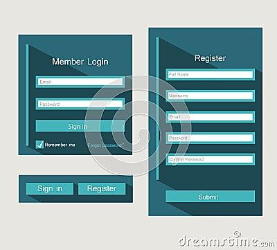 Forms login