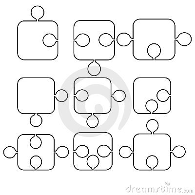 Forms of puzzles