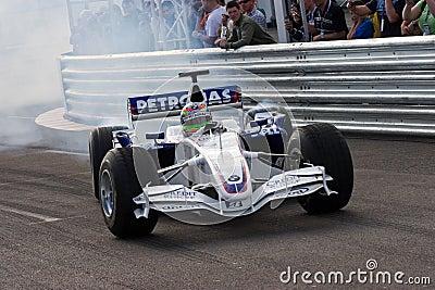 Formula One Editorial Photo