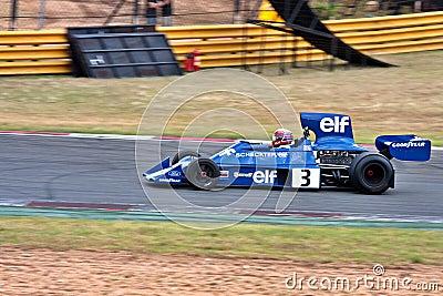 Formula one racing car Editorial Photo
