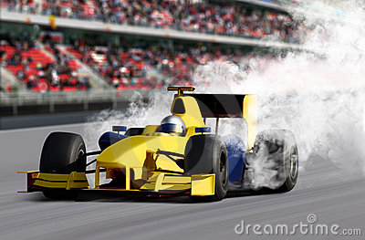 Formula One Speed Car