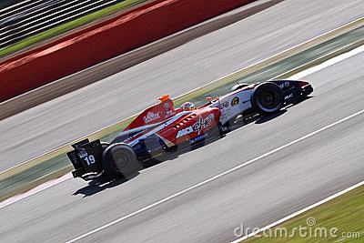 Formula Renault race car Editorial Image