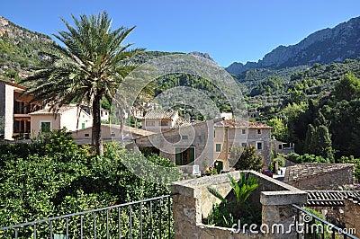 Fornalutx, Majorca
