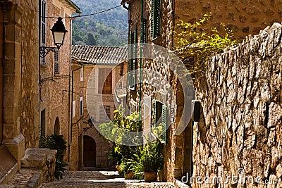 Fornalutx, Majorca, Balearic