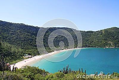 Forno Beach -Arraial do Cabo - Brazil
