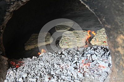 Forno turco tradizionale immagine stock immagine 24784301 - Forno tradizionale microonde ...