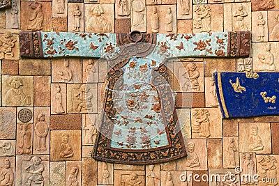 Forntida kinesiskt mode