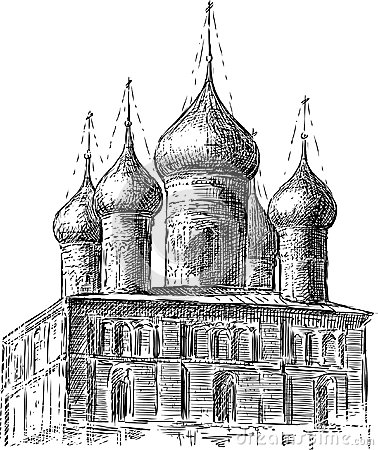 Forntida kyrka