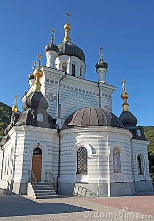 The Foros Church