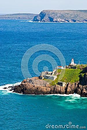 Fort Amherst, St-Johns, Newfoundland
