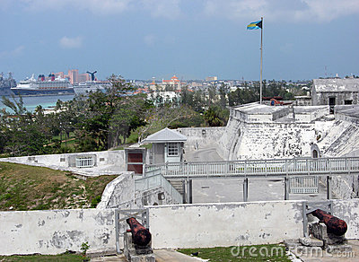 The Fort Of The Bahamas