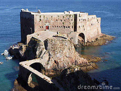 Fort. Berlenga Grande Island. Portugal