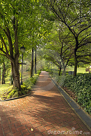 Fort Canning Hill Public Parks