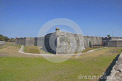 Fort Castillo, St. Augustine, Florida