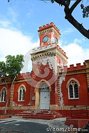 Free Fort Christian, Charlotte Amalie, Saint Thomas Stock Photography - 49324782