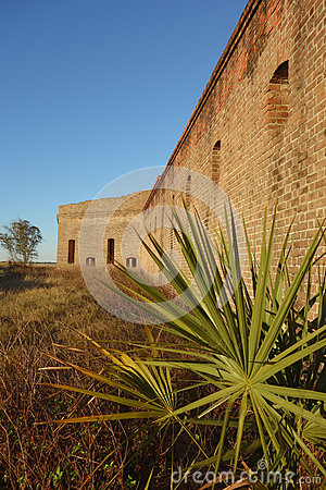 Free Fort Clinch, Florida Stock Image - 53003371