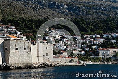 Fort of Dubrovnik