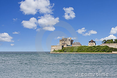 Fort George National Historic Site, at Niagara-on-