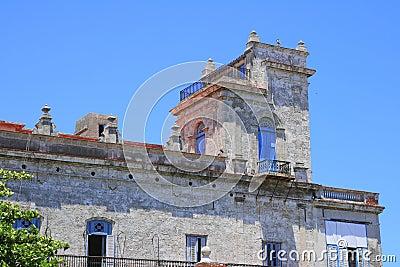 A fort in  Havana