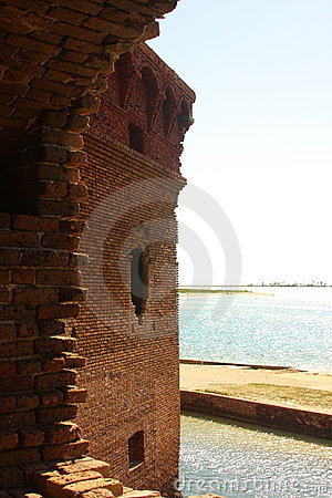 Free Fort Jefferson Stock Image - 8911831