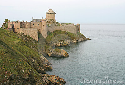 Fort La Latte (Brittany,France)