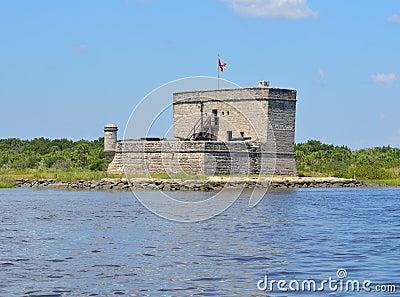 Fort Matanzas, St. Augustine, Florida