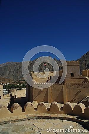 Fort Oman