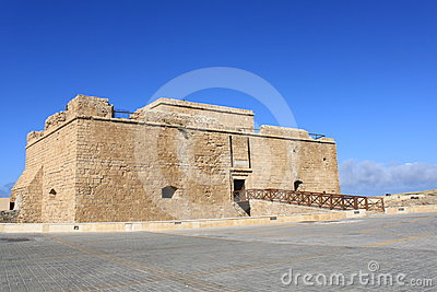 Fort of Paphos