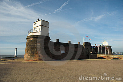 Fort Perch Rock