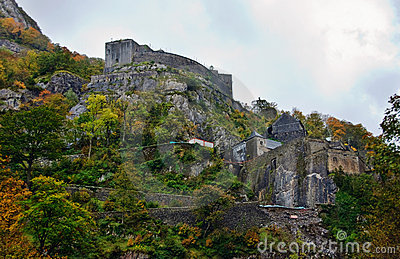 Fort in the Pyrenees