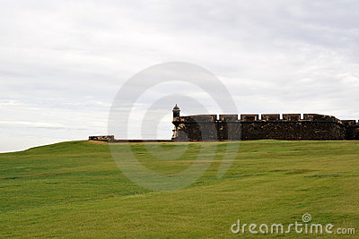 Fort San Felipe Del Morro Royalty Free Stock Photo - Image: 15346395