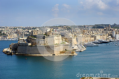 Grand Harbour Malta.