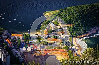 Fort of St. John