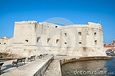 Fort St John (Sv Ivana), Dubrovnik