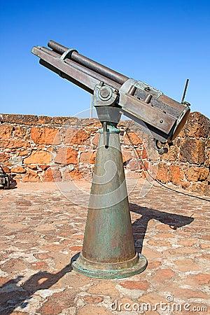 Fort w Maputo, Mozambik