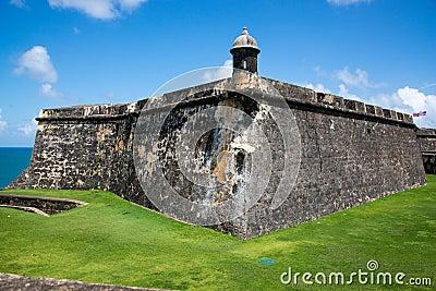 Fortaleza del EL Morro.