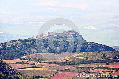 Forteresse de Nimrod, Israël