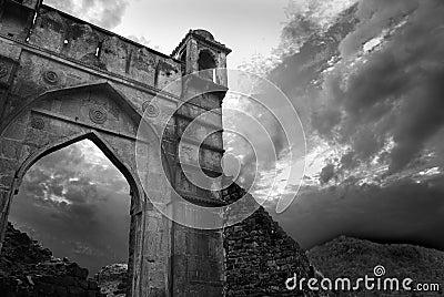Fortes históricos de India