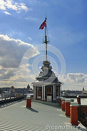 Fortezza del Paul e del Peter a St Petersburg Russia