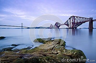 Forth Bridges, Edinburgh