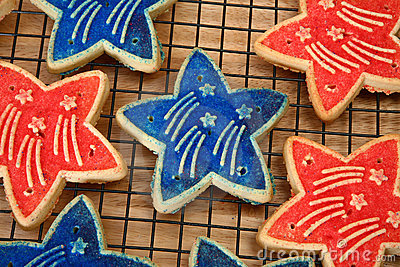 Forth of July Cookies